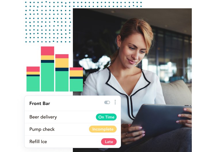 hospitality reporting software