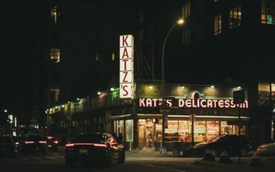 Our 5 favourite restaurant movie scenes