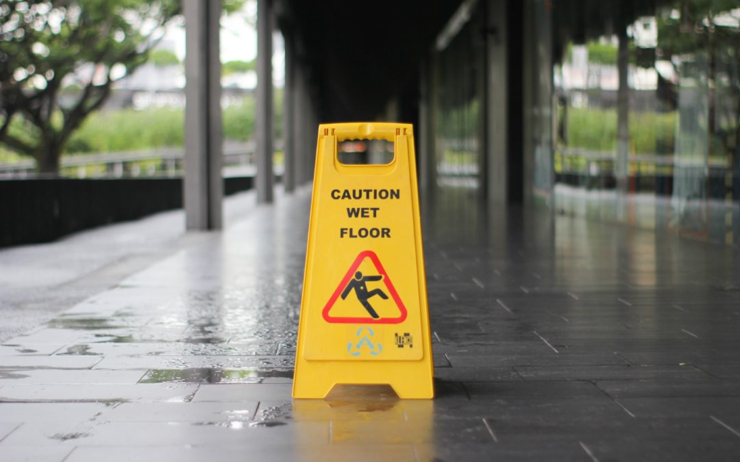 Five steps risk management from the Health and Safety Executive