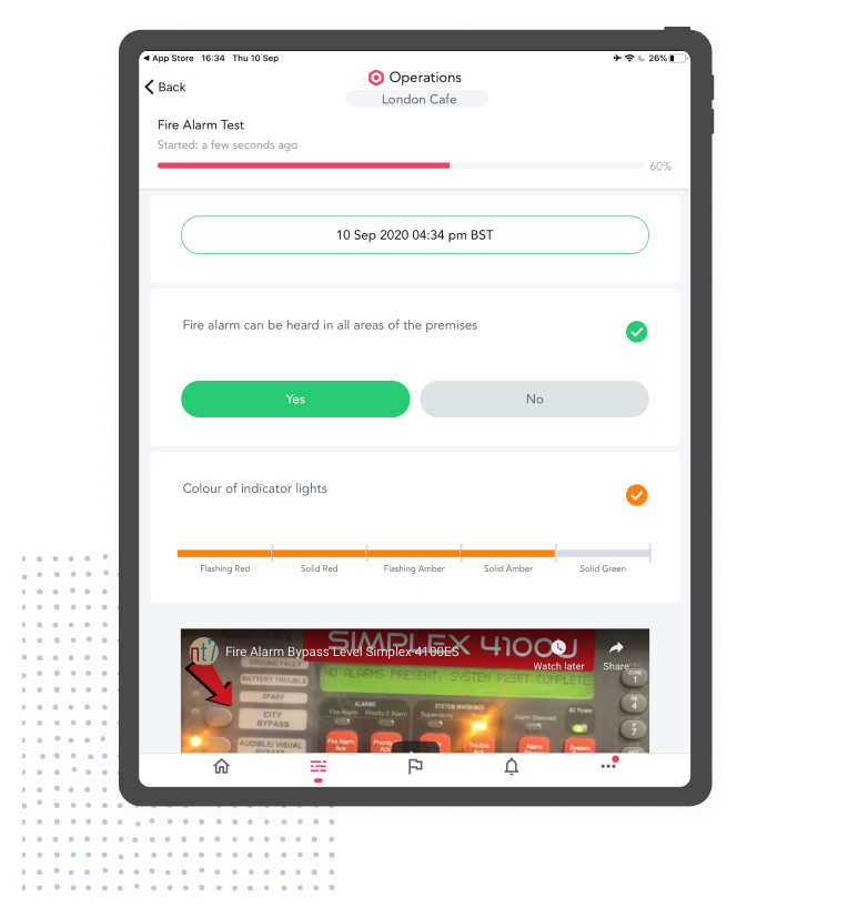 quality standards software, quality software for manufacturing, maintenance management software, CMMS, Maintenance Management, Digital Checklist App, Quality Control, Manufacturing software